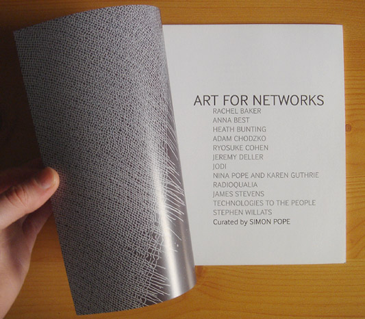 Art for Networks