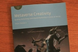 A Metaverse Art Residency