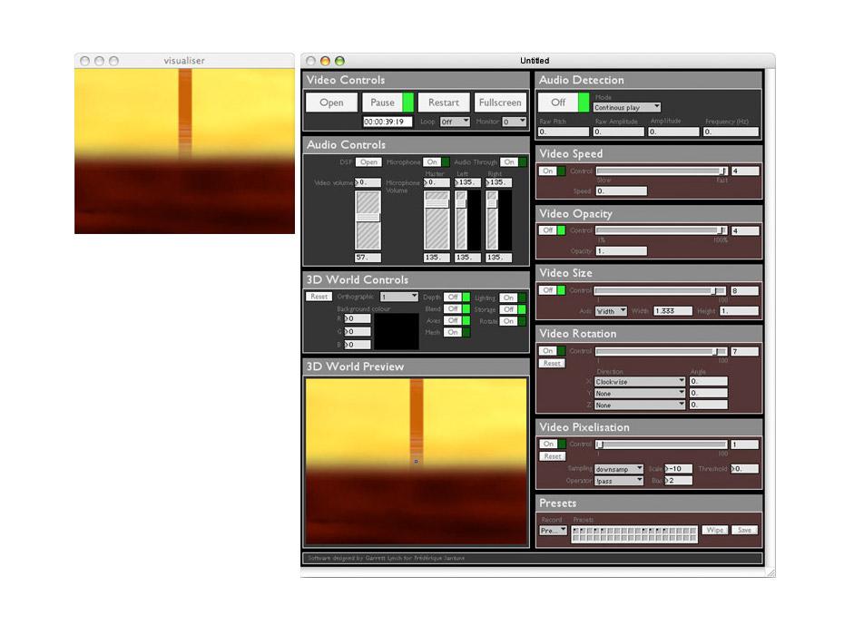 A.u.t.o.m.n.e. / Autumn : renew performance software - Untitled