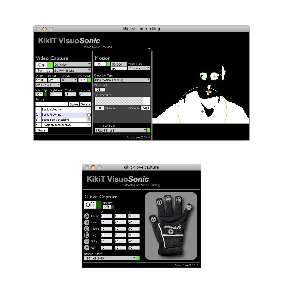 visuosonics software